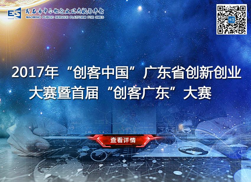 """广东省经济和信息化委关于举办2017年"""".."""